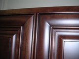Mocca Glazed Raised Panel RTA cabinets