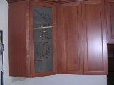 Light Beech Autumn Blush Flat Panel Door RTA cabinets