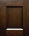 Truffle Espresso Colored Maple door RTA cabinets