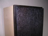 Chocolate Oak Slab Door RTA cabinets
