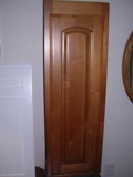 Honey Maple arched door RTA cabinets