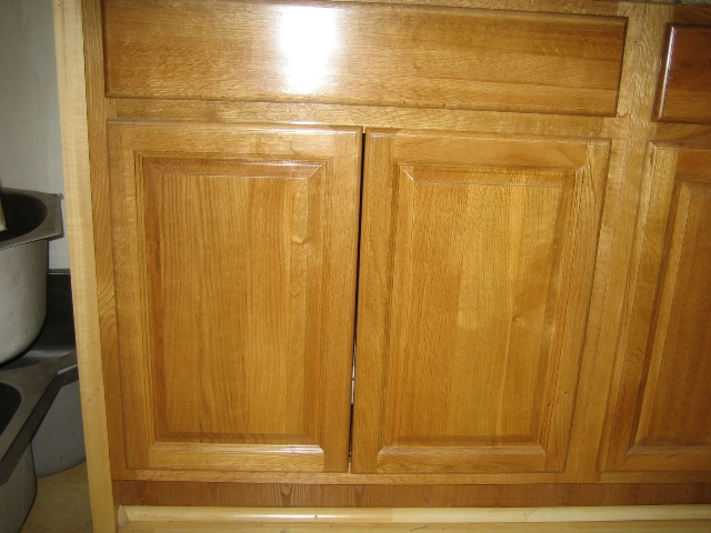 RTA Cabinet Broker   6C Red Oak Cathedral Arch Door Kitchen Cabinets Photo  Album