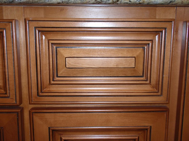 Rta Cabinet Broker - 2Y Coffee Maple Glaze Rta Kitchen Cabinets