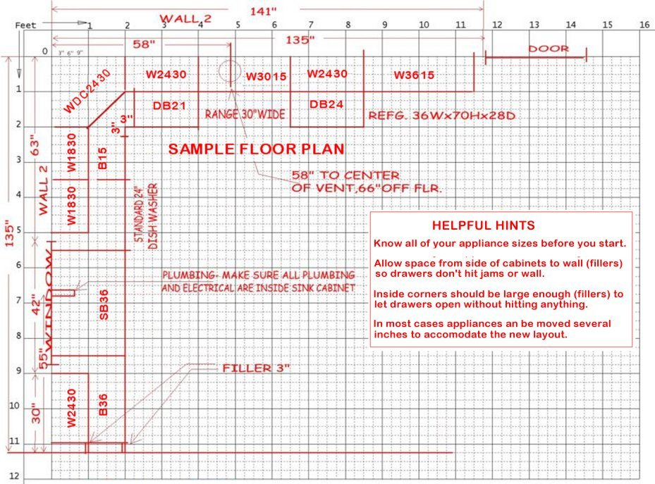 design guide page 2 of 3 click on link to view page - Kitchen Lighting Design Guidelines